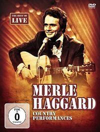 Cover Merle Haggard - Country Performances [DVD]